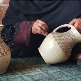 Pottery Of Kalpourgan